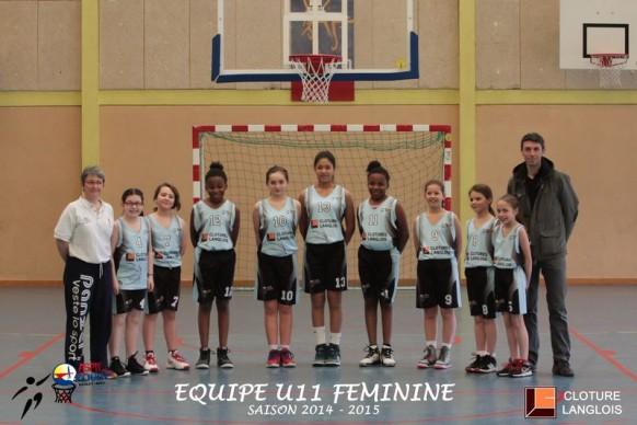 EQUIPE U11 2
